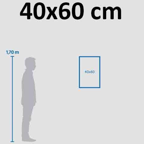 Banner 40×60 cm
