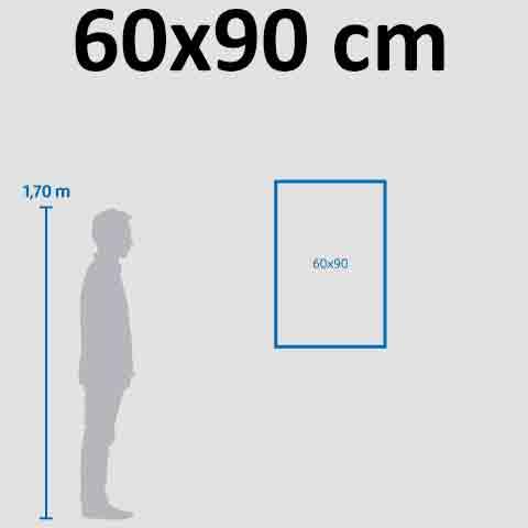 Banner 60×90 cm