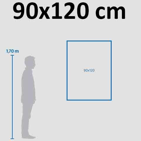 Banner 90×120 cm